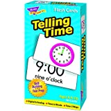 FLASH CARDS TELLING TIME 96/BOX