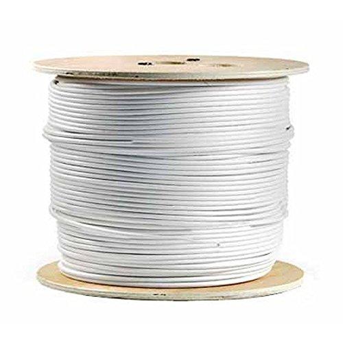 Cat6-strang (Techly Professional 25367. Strang S/FTP-Kabel CAT.6A Kupfer 305M PIMF flexibel grau)