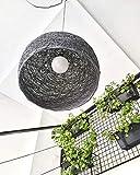 Lámpara Colgante Moderna, Lámparas de Techo Nórdicas, Iluminación Loft, Lámparas Minimalistas, Decoración Hogar, Estilo Escandinavo, Lámparas Salón - HALF SPHERE