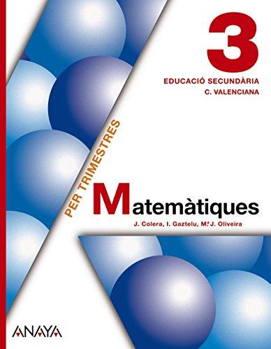 Matemàtiques 3. - 9788467800838
