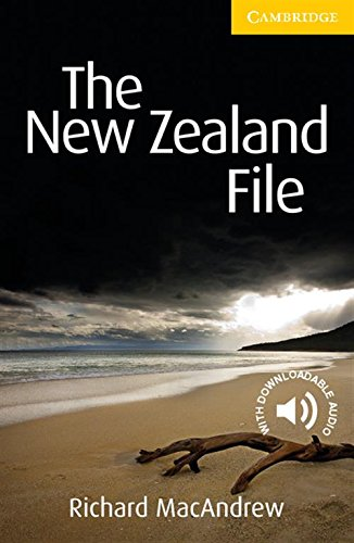 CER2: The New Zealand File Level 2 Elementary/Lower-intermediate (Cambridge English Readers)