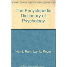 The Encyclopedic Dictionary of Psychology