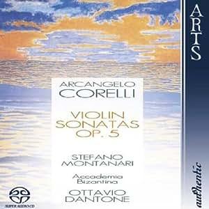 Corelli: Violin Sonatas, Op. 5 [Hybrid SACD]