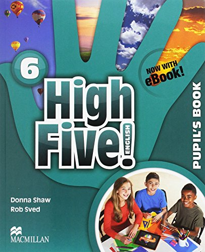 HIGH FIVE! 6 Pb (ebook) Pk