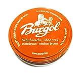 Burgol Schuhwachs (hellbraun)