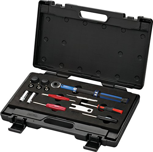 KS Tools 100.1180 RDKS / TPMS Werkzeug-Satz für Reifendruck-Kontrollsysteme, 13-tlg.