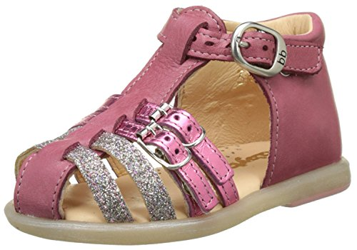 babybotte-twix-sandali-punta-chiusa-bambina-rose-rose-framboise-20-eu
