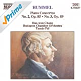 Hummel: Piano Concertos Nos. 2 And 3
