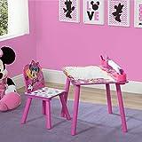 Disney Minnie Mouse Art Desk