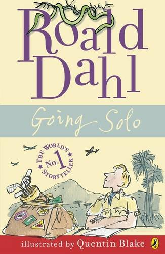 Book cover for Going Solo