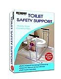 Deluxe WC Toilettenhilfe. Stabil und Sicher beim täglichen Gang zur Toilette!