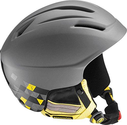 Rossignol RH2 HP 2016 casco para esquí y Snowboard Gris oscuro L-XL 59-62cm, gris oscuro
