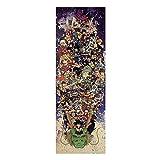 Coaste Antilane Anime Poster / Wanddekoration / Wandaufkleber / Wandtattoo / Wandbilder, Naruto Shippuuden / Dragonball Z / Digimon / Doraemon / Sailor Moon, Bestes Geschenk für Kinder Jugendliche Männer und Anime-Fans