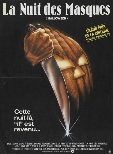 Halloween Plakat Movie Poster (27 x 40 Inches - 69cm x 102cm) (1978) - Pleasence Donald Halloween 1978