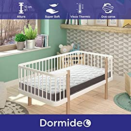 DORMIDEO-BabyBed-Colchn-Cuna