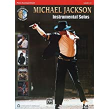 Michael Jackson Instrumental Solos: Piano Accompaniment