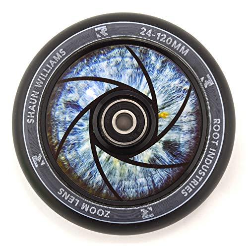 Root Industries Air - Monopattino 120 mm + Adesivo Fantic26 (Shaun Williams Zoom Lens)