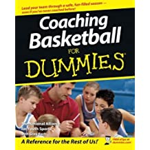 Coaching Basketball For Dummies by The National Alliance For Youth Sports (2007-09-14)
