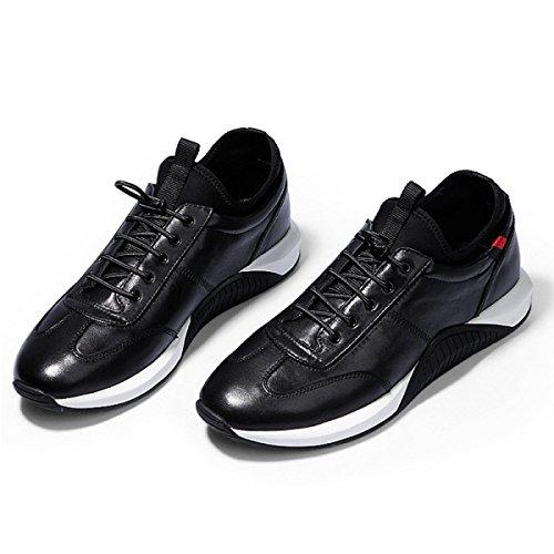 GRRONG Le Tendenze Di Moda Tendono A Vivere Quotidianamente Le Scarpe Comode Black