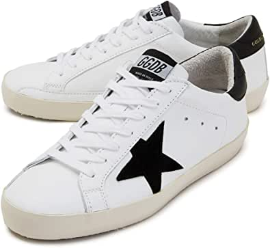 Golden Goose Scarpe Da Passeggiata Casual Super Star Black Tab Sport Sneakers per le donne