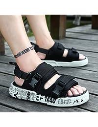 fankou rutschfeste Sommer Hausschuhe Badeschuhe Sandalen im Sommer und Mode Freizeit tide sind cool und 44901...