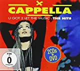 U Got To Let The Music - The Hits CD+DVD