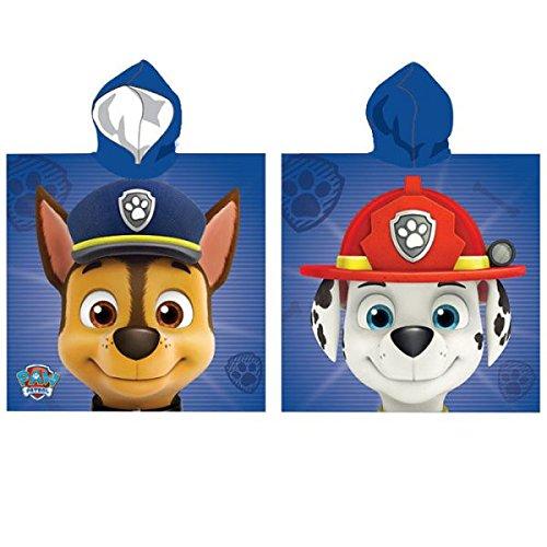 poncho-toalla-patrulla-canina-paw-patrol-chase-marshall