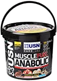 USN Muscle Fuel Anabolic Lean Muscle Gain Shake Powder, Variety Pack, 5.32 kg