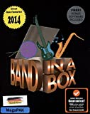 Band-in-a-Box 2014 MegaPAK MAC, dt.