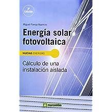 ENERGIA SOLAR FOTOVOLTAICA (NUEVAS ENERGÍAS)