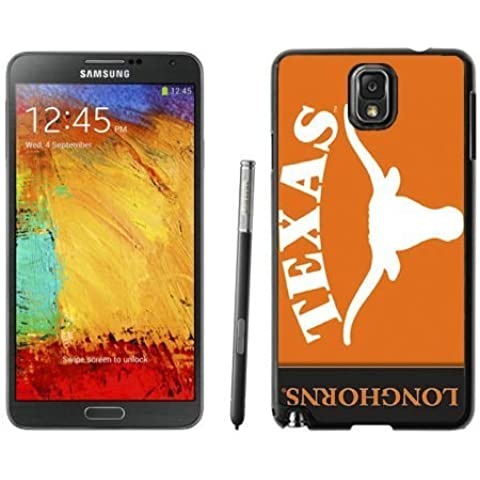 Diy Samsung Galaxy Note 3 Case Ncaa Big 12 Conference Texas Longhorns 15 Athletic Cellphone Covers