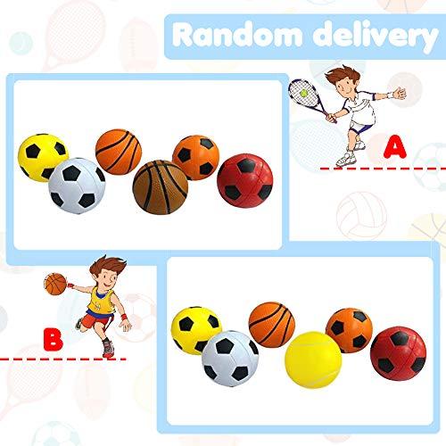 Pelotas niños juego pelota blanda espuma pelota antiestres de ZHONG ... f0b4788c5c8d0