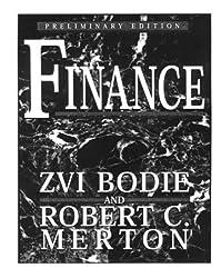 Finance Preliminary Edition by Zvi Bodie (1998-01-15)