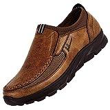 Freizeitschuhe Herren Sneaker Herbst Herrenschuhe Gym Schuhe Rutschfeste Laufschuhe Sport Dicken Boden Outdoor Joggingschuhe Business Schuhe ABsoar
