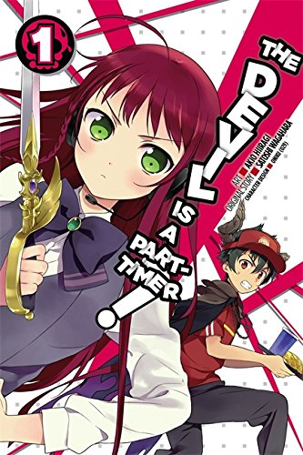 The Devil Is a Part-Timer!, Vol. 1 (manga)