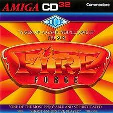 Fire Force - Commodore Amiga CD32