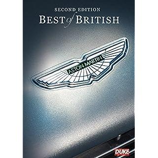 Best of British - Aston Martin (2nd Edition) [DVD]