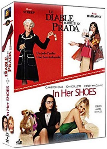 Bild von Le diable s'habille en Prada / In her shoes - Bipack 2 DVD [FR Import]