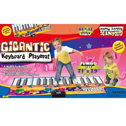 Sun lin - pianoforte gigante da pavimento