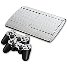 Linyuan Protection Skin Sticker Cover para Playstation 3 PS3 Super Slim CECH-4000