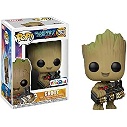 Funko POP! Marvel Guardianes de la Galaxia 2: Groot