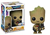 Pop Funko Marvel Guardians of the Galaxy Vol. 2 Groot #263 (Holding Bomb) Toys R Us Exclusive