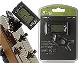 Stagg 21469 Accordeur autochromatique pour Guitare