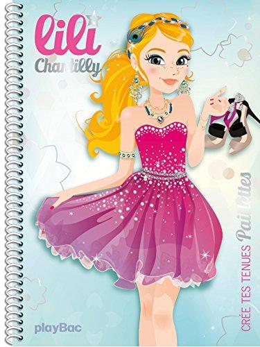 Lili Chantilly - Crée tes tenues Paillettes