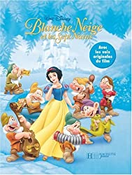 Blanche Neige et les Sept Nains (1CD audio)