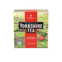 Yorkshire Black Tea Bags - 220 gm