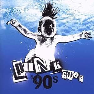 Punk Goes 90's [Import anglais]