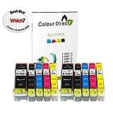 Colour Direct - 2 Ensembles - 33XL Compatible Cartouches d'encre Remplacement Pour Epson XP-530 XP-540 XP-630 XP-635 XP-640 XP-645 XP-830 XP-900 Imprimantes.