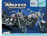 Revue technique de la Moto, numéro 109.1 : Yamaha XVS 650 et Kawasaki VN 800
