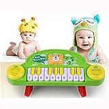 Musical Instruments Beste Deals - Vovotrade 1 PC-Baby-elektronische Orgel Musical Instrument Geburtstags-Geschenk Kid Weisheit entwickeln